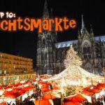 Shark´s Top10: Weihnachtsmärkte in Köln