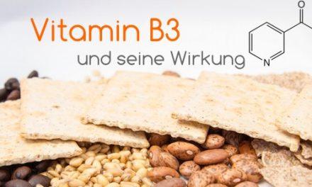 Vitamin B3 und seine Wirkung