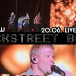 "Konzertreview: ""BACKSTREET BOYS"" – 20.06.2019 Köln"
