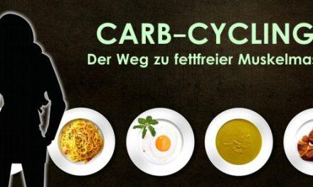 Carb-Cycling – Der Weg zu fettfreier Muskelmasse