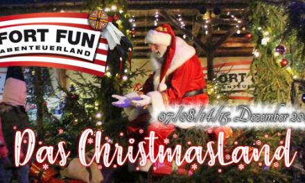 Das Fort Fun Christmas Land – Tolles Ausflugsziel