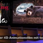 """Fabula"" – Neues 4D-Abenteuer in Efteling"