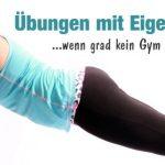 Kein Gym in der Nähe? Alternative Eigengewicht!