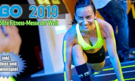 FIBO 2019 – Die größte Fitnessmesse der Welt