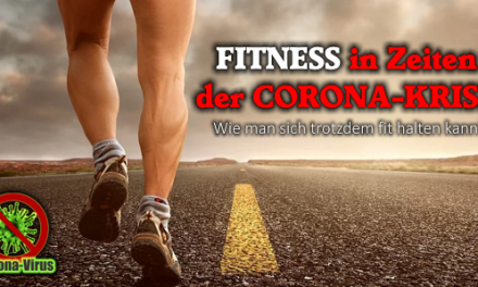 Fitness in der Corona-Krise