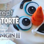 "Rezept: Die Olaf-Torte (Special ""Die Eiskönigin"")"