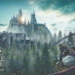 """Hagrids Motobike Adventure"" – Universal Orlando"