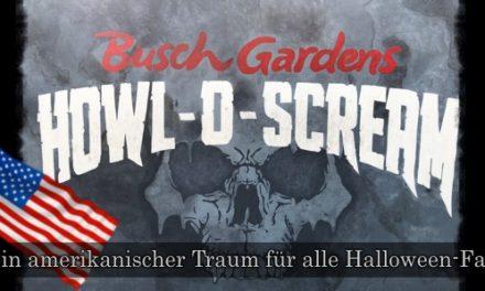 """""""Howl-O-Scream 2018"""" – Busch Gardens Tampa"""