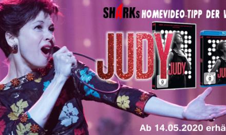 """Shark´s Homevideo-Tipp der Woche: """"Judy"""""""