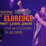 "Konzertreview: ""Brett Eldredge"" (Support Lauren Jenkins) – 25.01.2020 Köln"