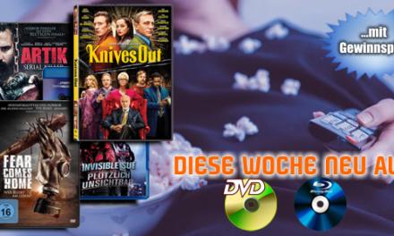 Neu ab 07.05.2020 auf DVD und BluRayDisc