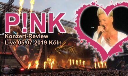 "Konzertreview: ""PINK"" – 05.07.2019 Stadion Köln"