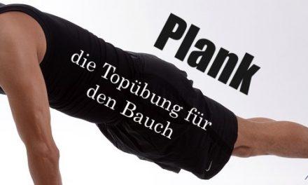 Plank – Topübung für den Bauch