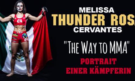 "Portrait einer Kämpferin: Melissa ""Thunder Rosa"" Cervantes"