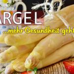 Spargel… Mehr Gesundheit geht nicht!