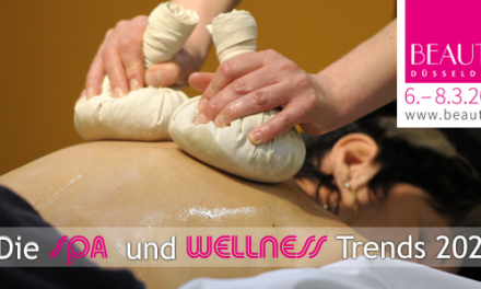 Spa und Wellness Trends 2020