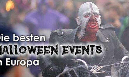 Shark´s Top10: Halloween-Events 2018