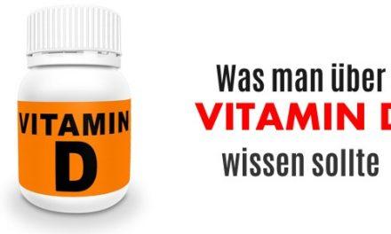 Was man über Vitamin D wissen sollte