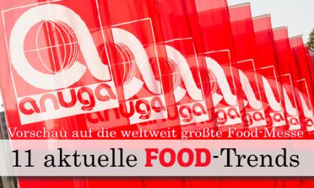11 Food Trends der Anuga 2019 – Cologne