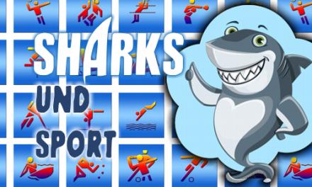 SHARKS und Sport – Sportler, Teams, Athleten
