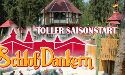 Freizeitpark <strong> Schloss Dankern </strong> <br> Toller Saisonstart 2021